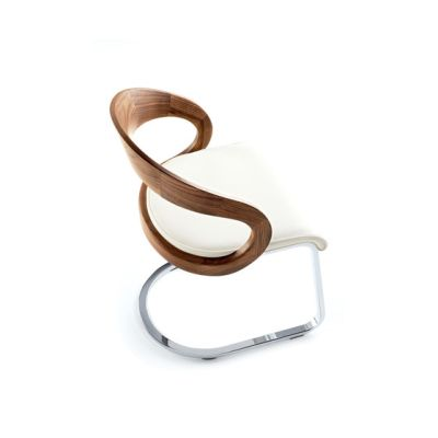 girado cantilever chair by TEAM 7