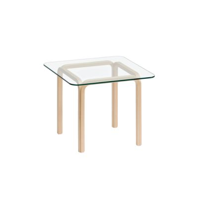 Glasstable Y805C by Artek