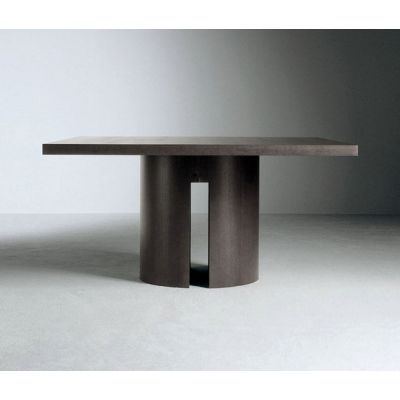 Gong Dining table by Meridiani