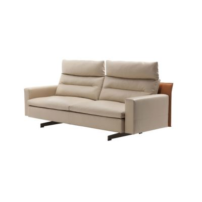 GranTorino Headrest Sofa by Poltrona Frau