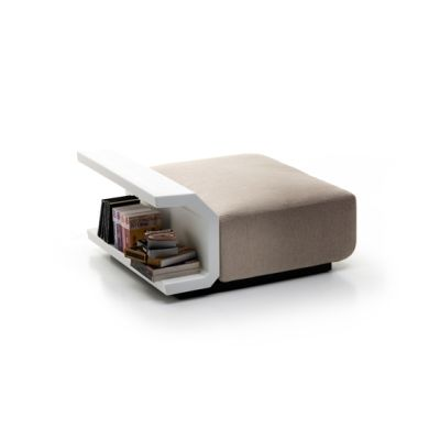 Hi-Icaro   pouf by Mussi Italy