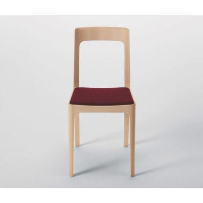 Hiroshima Armless Chair by MARUNI