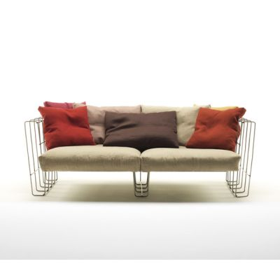 Hoop Sofa by Living Divani