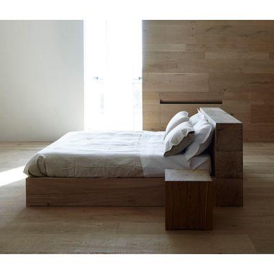 I Massivi   AA015 Bed by Itlas