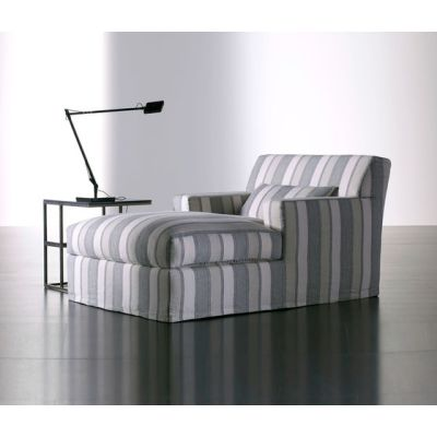 James Slim Relax Chair by Meridiani