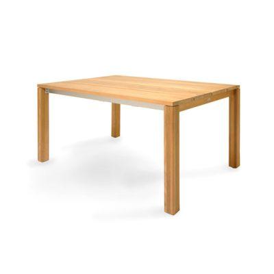 June front slide extension table by Fischer Möbel