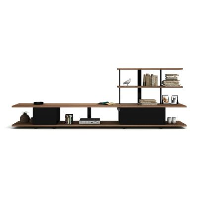 Karnaval Wall System & TV Unit by Koleksiyon Furniture