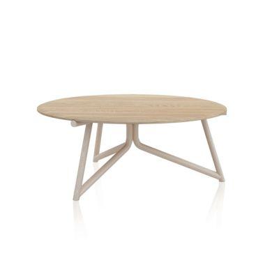 Kiri Round coffee table by Expormim