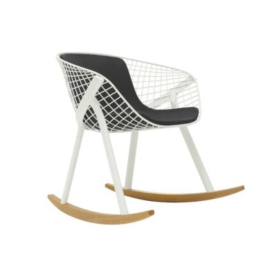 kobi rocking 048 pad medium textured white,steelcut 2 190