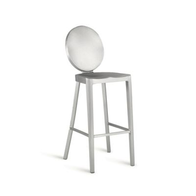 Kong Barstool Hand Polished