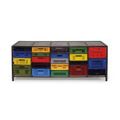 Krattenkast-5 Cabinet by Lensvelt