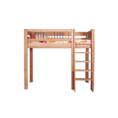 Kubu mid high game bed DBA-207 by De Breuyn