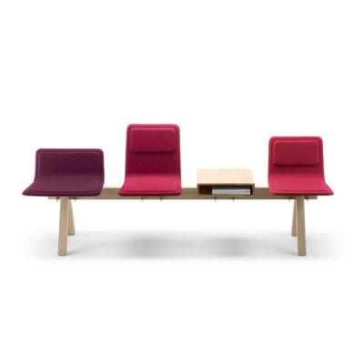 Laia Seating Beam by Alki