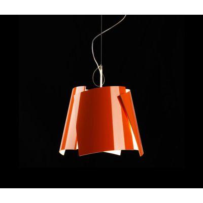 Leaf 42 pendant orange by Bsweden