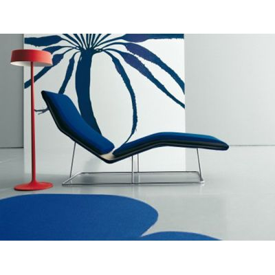Leaf chaise longue by Living Divani