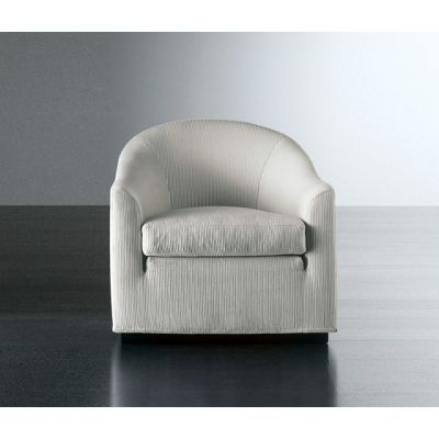 Lenny Fit 75 Armchair by Meridiani