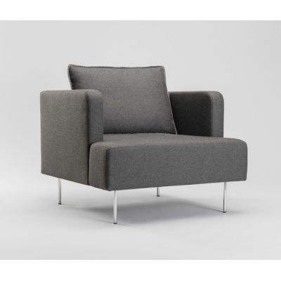 Levit Armchair by Comforty