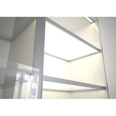 Lighting system 4 Glass shelf lighting by GERA