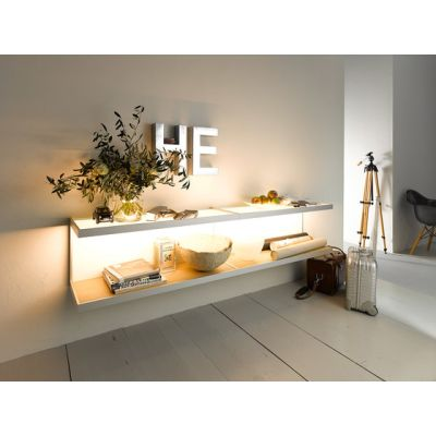 Lighting system 6 Wall shelf by GERA