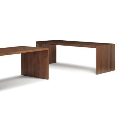 lineground community dining table by Skram