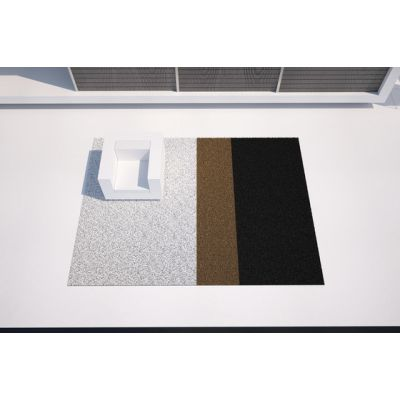 Lines XL Rug Gold