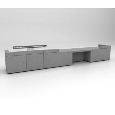 Lintel configuration 7 by isomi Ltd