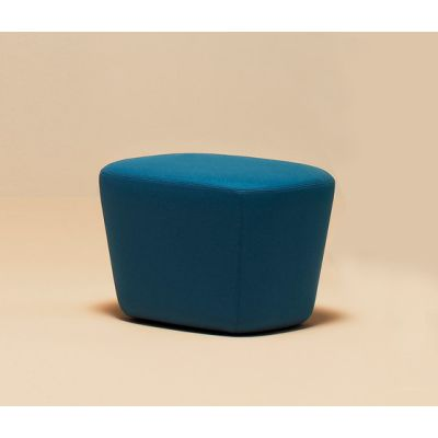 Log Lounge Pouf by PEDRALI