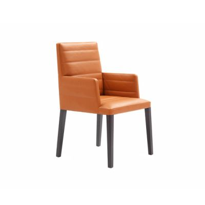 Louise Chair with armrest by Poltrona Frau