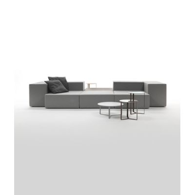 Lounge Sofa by Giulio Marelli