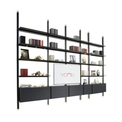 Magic Matrix Shelf by Yomei