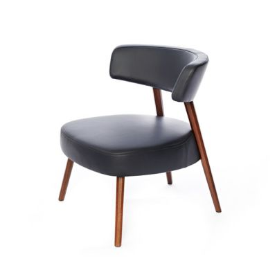 Marlon Lounge Chair by AXEL VEIT