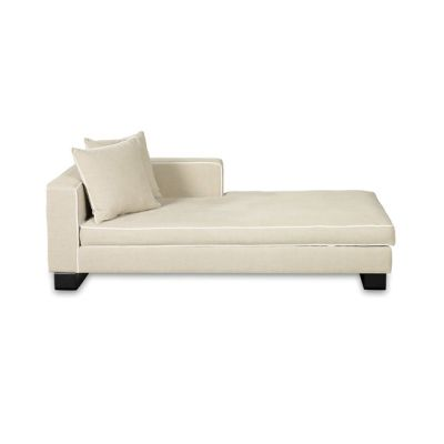 Marvin chaise longue by Lambert