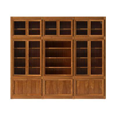 Maschera modular bookcase by Morelato