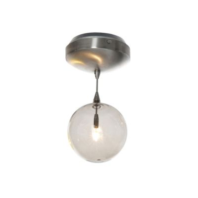 Match ceiling light 1-transparent by HARCO LOOR
