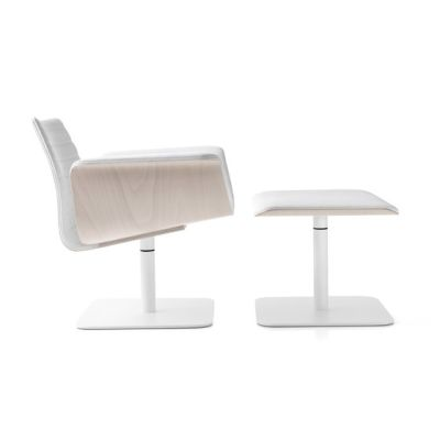 Meeting Armchair & Footrest by Bross