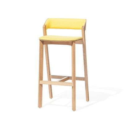 Merano Barstool upholstered by TON