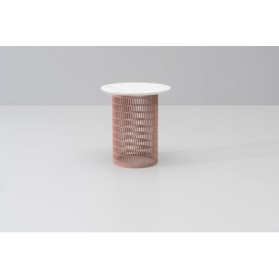 Mesh side table Ø 48 by KETTAL