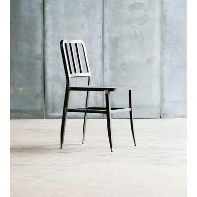 Metal Chair by Heerenhuis