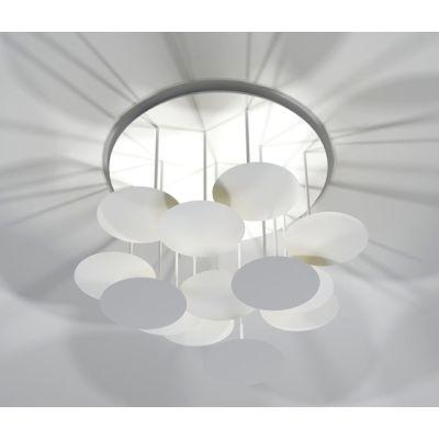 millelumen circles ceiling by Millelumen