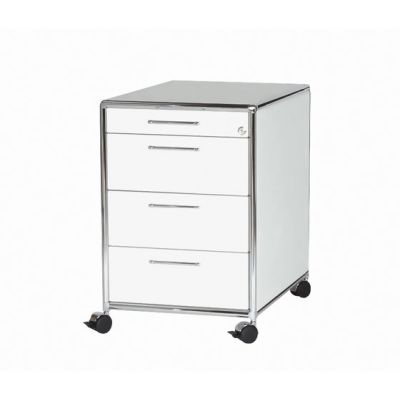 Mobile Storage Unit by Dauphin Home