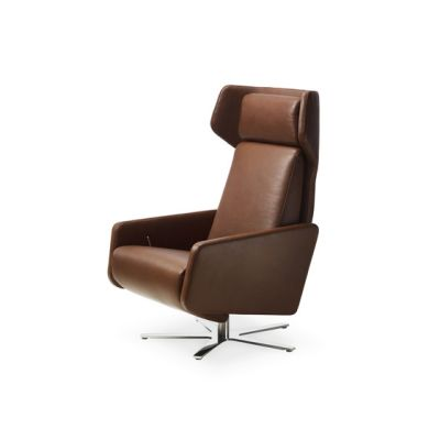 Model 1303 Nano wing chair by Intertime