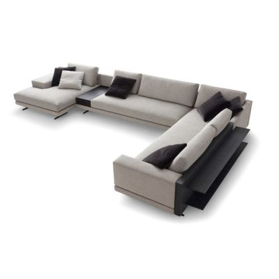 Mondrian seating system by Poliform