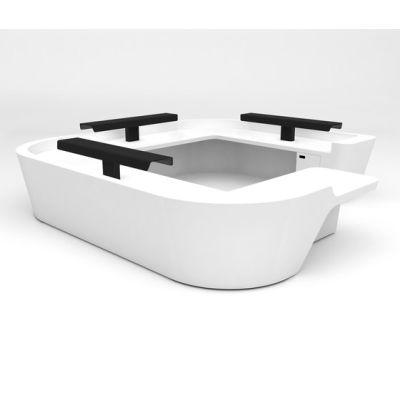 Mono Desk configuration 11 by isomi Ltd