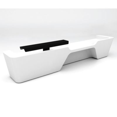 Mono Desk configuration 4 by isomi Ltd
