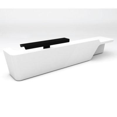 Mono Desk configuration 5 by isomi Ltd