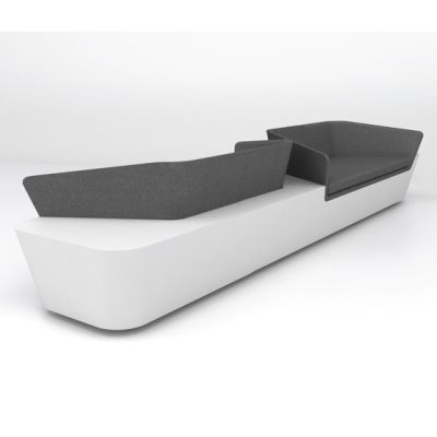 Mono Seat configuration 4 by isomi Ltd
