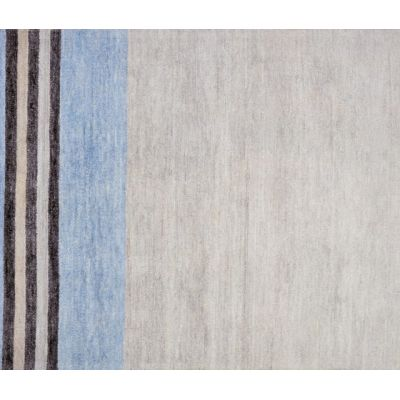 Montauroux - Silver - Rug by Designers Guild