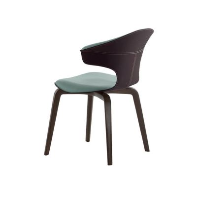Montera Armchair by Poltrona Frau