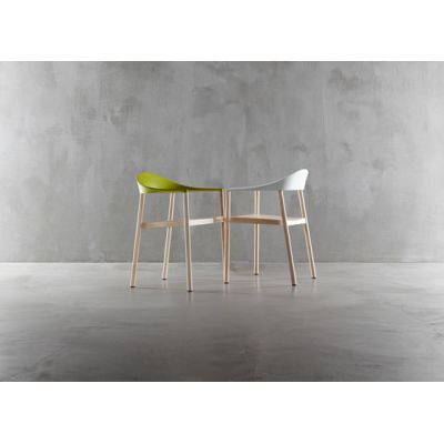 Monza armchair 1209-40 by Plank