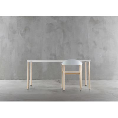 Monza table 9208-01 by Plank